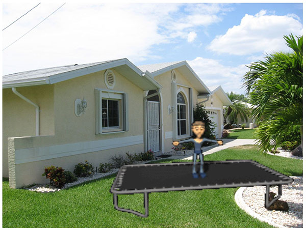 Does Home Insurance Cover Trampolines | Safeco Article